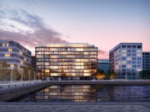 In de buurt van het MAS, het culturele hart van Antwerpen, rijst AEQUOR op, een uniek wooncomplex van ongekende allure. Op de footprint van het oude H