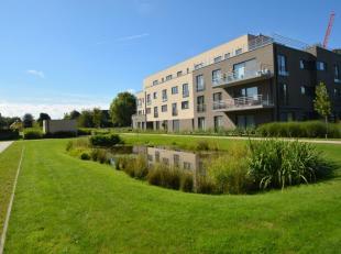 Recent en energiezuinig appartement van 110 m² met 2 slaapkamers en zuid gericht terras van 14 m², gelegen in een prachtige residentie kortb