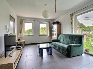 A 10 minutes de Namur (Gelbressée). Découvrez ce bel appartement 1 chambre avec jardin proche de Namur et de toutes commodités (B