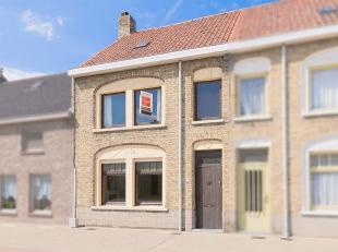 Maison à vendre                     à 8470 Moere