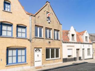 Te renoveren opbrengsteigendom in hartje Brugge.<br /> Centraal gelegen eigendom momenteel verhuurd.<br /> Zowel op het eerste als op het tweede verdi