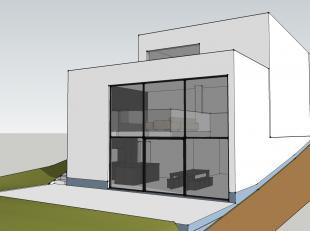 Terrain à bâtir sur ± 412m² avec projet de construction pour une maison unifamiale à  la commune de Beersel. Situ&eacu