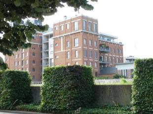 """Unieke loft met authentieke elementen in voormalig industrieel gebouw van de familie Hellemans, thans """"De Bloemmolens"""". Zeer verzorgde residentie, gro"""