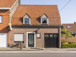 Maison à vendre                     à 8582 Outrijve