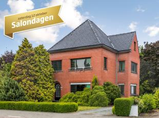 Geniet van de verlengde saloncondities tot en met 26 oktober!<br /> Deze charmante villa gelegen in de Polenstraat 173 te Evergem ligt op wandelafstan