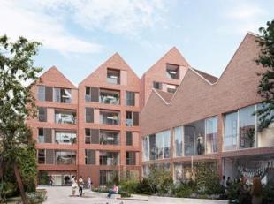 Nieuwbouwppartement (80 m²) met 2 slaapkamers en terras te koop in project De Looierij in de Gasthuisstraat in Poperinge.<br /> Residentie De Loo