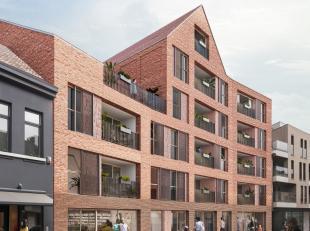 Nieuwbouwppartement (88 m²) met 3 slaapkamers en terras te koop in project De Looierij in de Gasthuisstraat in Poperinge.<br /> Residentie De Loo