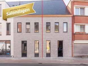 Lichtrijke nieuwbouwwoning te koop te Bissegem (Kortrijk)<br /> Centraal gelegen en 100% instapklaar. Zeer leuke en goed georiënteerde tuin<br />
