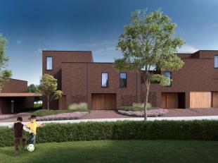 Op zoek naar een energiezuinige woning op een boogscheut van Kortrijk?<br /> Deze energiezuinige nieuwbouwwoning (E-peil = 36) bestaat uit een ruime w
