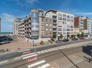 In de residentie Orchidée, op enkele stappen van de zee en het strand, bevindt zich dit verzorgd appartement te koop. Gelegen op enkele passen