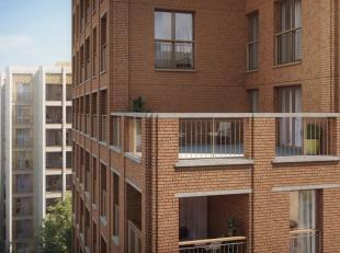 Residentie Brooklyn bestaat uit 66 knappe appartementen met 1, 2 of 3 slaapkamers, grote leefruimtes, veel lichtinval en grote terrassen, verdeeld ove