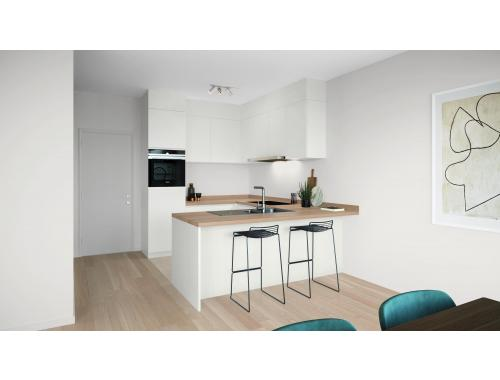 Appartement te koop in Brussel, € 323.000
