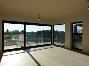 Dit appartement (88,3 m²) situeert zich op de derde verdieping in het project 'Blaisantpark'. <br /> Via de leefruimte van dit appartement heeft