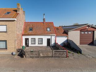 Maison à vendre                     à 8630 Bulskamp