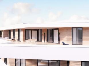 Prachtige penthouse (182m²) met 3 slaapkamers en ruim zonneterras (83m²) is gelegen op het afgesloten landgoed Warelles. <br /> Landgoed War