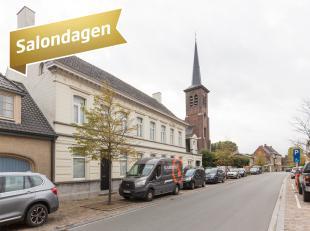 Uitzonderlijke, te renoveren herenwoning. <br /> Prachtig gelegen in het centrum van 'De Geite', te Hooglede.<br /> Goede verbinding.<br /> Eigendom o