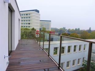 Dit appartement situeert zich in het nieuwbouwproject 'Dunant Gardens' te Gent. Dunant Gardens bevindt zich op een bevoorrechte locatie in Gent nabij