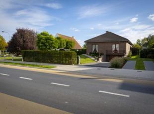 Excellente villa située à vendre dans le Potijze à Ypres sur une superficie de 818 m². Cette villa à vendre avec 3 ch