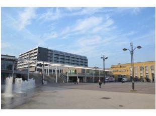 Ondergrondse autostaanplaats aan het station van Brugge. Staanplaats nr. 60.<br /> - Huurprijs:  40,00