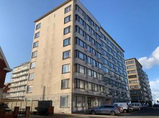 Centraal gelegen autostaanplaats op het gelijkvloers aan de achterkant van de residentie Sunflower -Alexandre Ponchonstraat 7 -Middelkerke.   Breedte:
