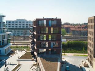 'Nieuw Brugge - Blok C' wordt opgetrokken op een unieke, centrale locatie aan het station van Brugge. Deze derde fase omvat 30 nieuwbouwappartementen