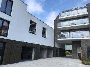 Casco loft met 2 slaapkamers te koop in de Scheepsdalelaan in Christus Koning te Brugge. De loft maakt deel uit van residentie Arthur Vierendeel, een