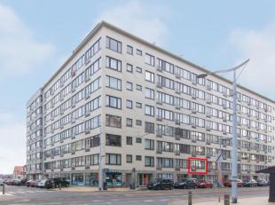 Instapklare studio met slaaphoek gelegen te Middelkerke, Leopoldlaan 135 in de Residentie Wimbledon vlakbij de winkels en de Zeedijk.<br /> Indeling:<