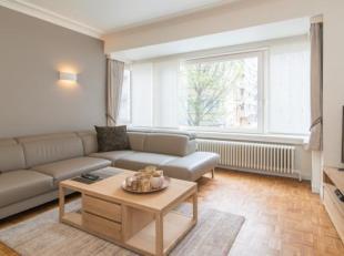 Gezellig appartement te huur met twee slaapkamers gelegen in de Kapucijnenstraat te Oostende. Midden in het centrum van de stad, dicht bij openbaar ve