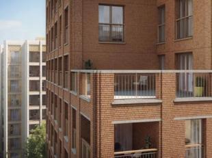 Dit prachtig appartement beschikt over een totale oppervlakte van 75,4m² en een terras van 5m². Dit 1 -slaapkamerappartement biedt u een moo