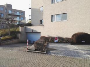 """Bovengrondse staanplaats te huur (nr. 4) in de residentie """"Leysterdael"""".<br /> - Huurprijs: 40,00"""