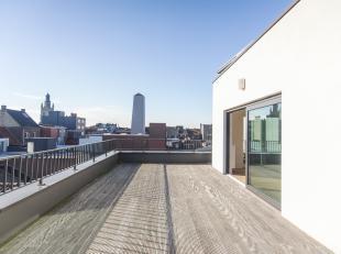 Gezellig appartement met 2 slaapkamers, zonnig terras en autostaanplaats in residentie De Munt in het hartje van Roeselare.<br /> Het appartement heef