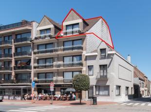 Instapklaar appartement (78m²) te koop met 2 slaapkamers en zongericht terras gelegen op de vierde verdieping van de Residentie Pascale, Kerkstra