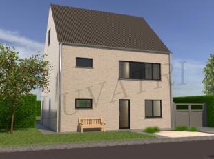 Nieuw te bouwen woning op een unieke locatie en rustig gelegen nabij station van Berlaar.De nieuwbouwwoning wordt volledig afgewerkt met kwalitatieve