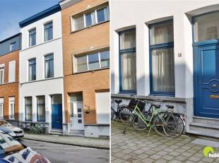 Gelegen in een leuke woonwijk in Antwerpen-Zuid vinden we deze charmante herenwoning 4 slaapkamers en tuin. Scholen (PIVA achter de hoek), winkels, pa