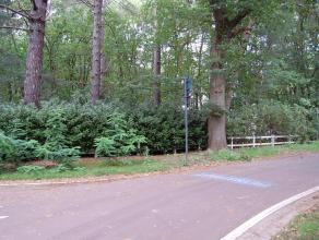 Dit mooi perceel bouwgrond is gelegen in een bosrijke en residentiële omgeving. U bent hier op ±1,5km van het dorp van Bonheiden en heeft