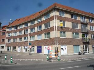 MECHELEN Raghenoplein 15 verdiep 3: Vernieuwde STUDIO (verkocht wegens verhuisnaar de zee). Verhuurd aan euro 420,-/mnd + euro 70,- Provisie. (Dit is