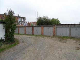 Garagebox vlakbij het centrum van Mechelen