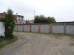 Garagebox aan de rand van het centrum van Mechelen
