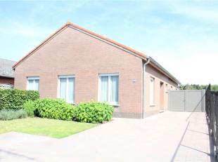 Instapklare & volledig gelijkvloerse woning met 3 slaapkamers te Keerbergen<br /> Deze goed gelegen woning op een perceel van 8a18ca is volledig g