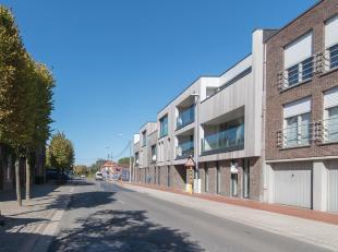 """Deze woning maakt deel uit van residentie """"'Voske"""", een nieuwbouwproject bestaande uit vijf laagenergie appartementen en 4 passiefwoningen. Deze wonin"""