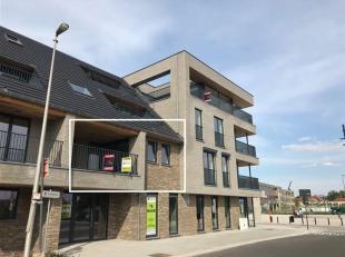 Stijlvol nieuwbouwappartement op de eerste verdieping met overdekt terras<br /> Troeven<br /> ·Tevens geschikt als investering!<br /> ·A