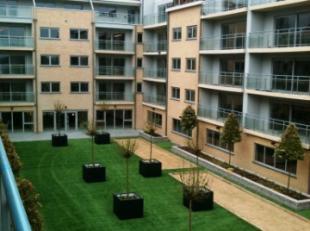 Schalkstraat, 3de verdieping: residentieel appartement met Service Plus- formule - 1 ruime slaapkamer. Living met terras op Zuid-Westen. Ingerichte op
