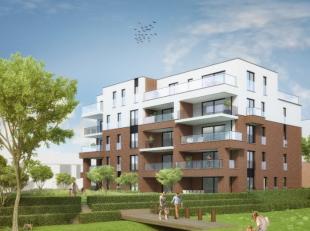Hedendaags woonproject genaamd 'RUPELZICHT - RESIDENTIE TAURUS' bestaat uit 19 villa-appartementen met 2 of 3 slaapkamers, ondergrondse parking &