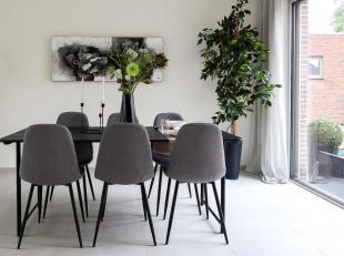 """LAUWE - dans la """"Résidence Schonekeer"""" appartement  2 chambres de 89 m² avec terrasse, jardin privatif et poss. d'acquérir un garag"""