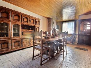 MOUSCRON - Maison à rafraîchir, 3 chambres, grenier, jardin et dépendance. 109.000euro