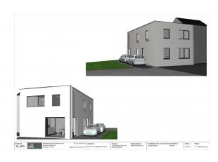 Langlaarsteenweg 149 te 2630 Aartselaar: Woning die volledig gerenoveerd wordt, deze woning wordt aangeboden met een aannemingscontract. Rustig gelege