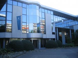Kantoorgebouw gelegen nabij oprit van E 19 Wilrijk. In groene residentiële omgeving met goede ontsluitmogelijkheden naar E19/A12/de ring van Antw