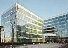 Flex kantoren van 418m² beschikbaar op de eerste verdieping. <br /> <br />  Gemeenschappelijke lasten: ± 25 EUR/m²/jaar <br /> <br