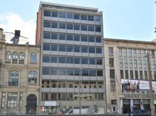 De kantoren bevinden zich in het centrum van Anrwerpen, tussen de Maria Theresialei en de Louiza-Marialei en ter hoogte van het Stadspark en de Stadss