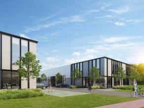 's Gravenstraat 197, 9810 Nazareth | kantoor (3 units, 210 - 747 m²) - magazijn (1 unit, 221 m²)
